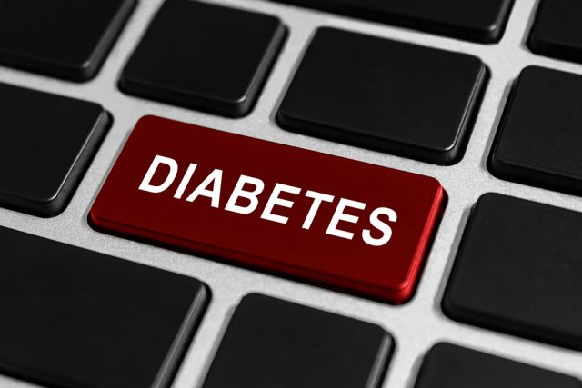 bigstock Diabetes Button On Keyboard 106510106